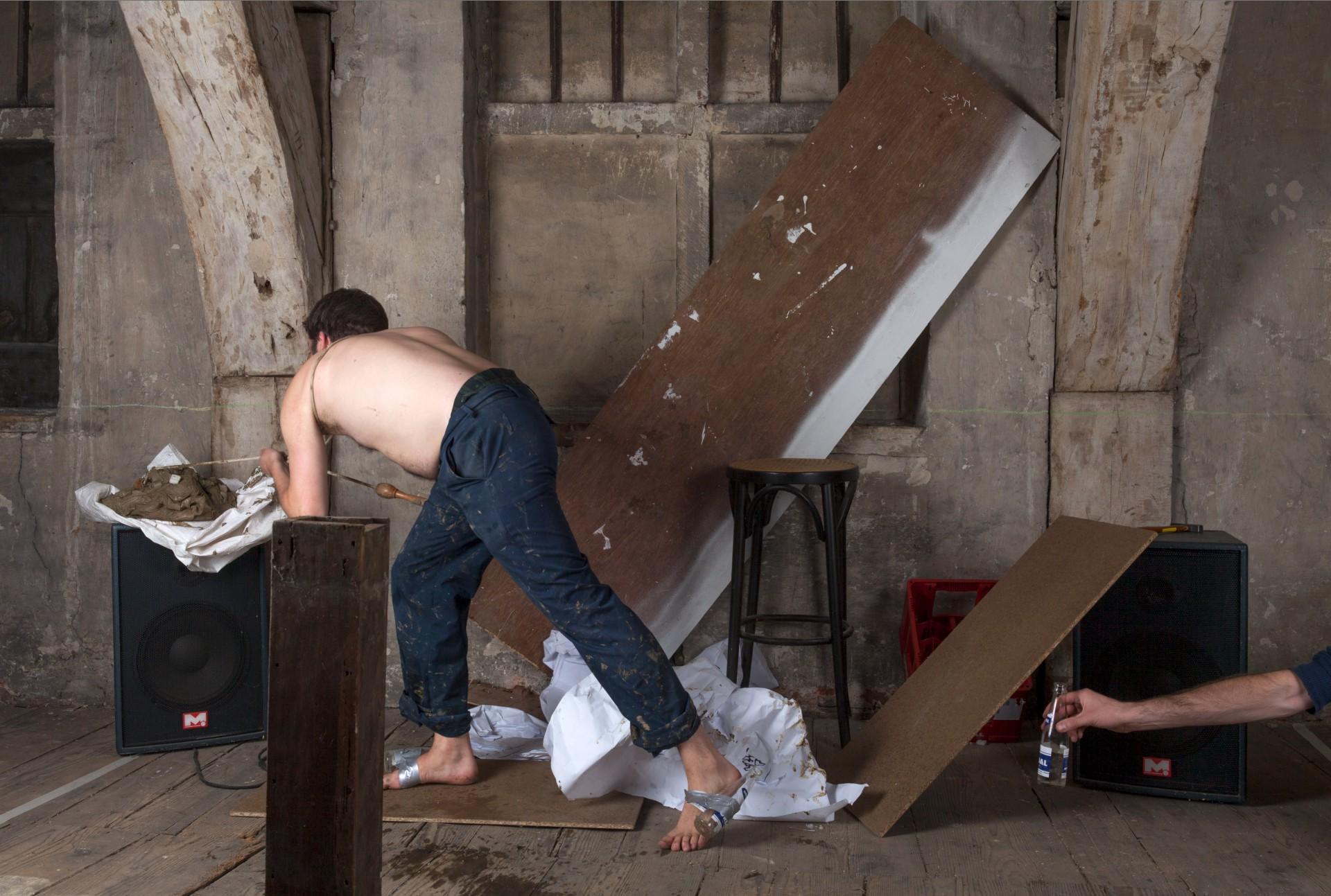 Ben Van den Berghe Mad Methods, Voorkamer, Lier, 2014