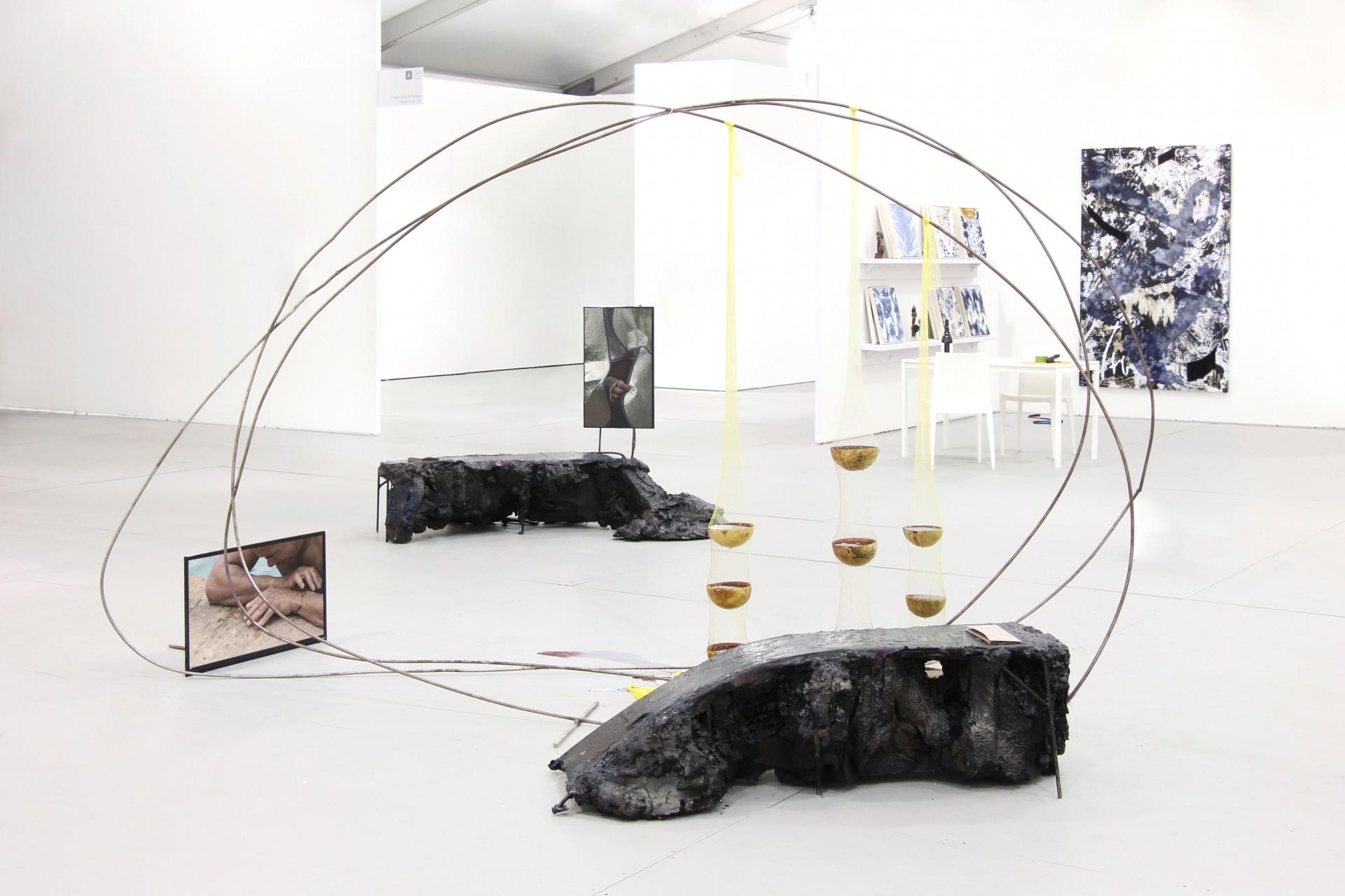 Ben Van den Berghe The Well, Vanderborght, Brussels – Untitled, Miami, 2018